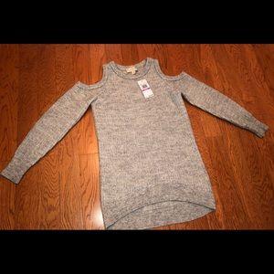 Micheal Kors Long sleeve sweater. Size XXS
